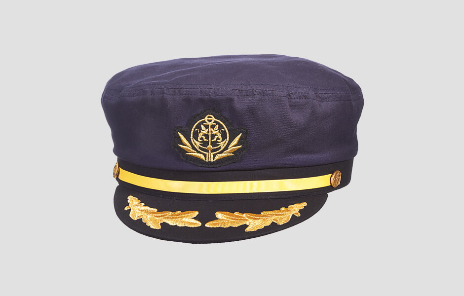 Navy Captain's Hat, AEG109