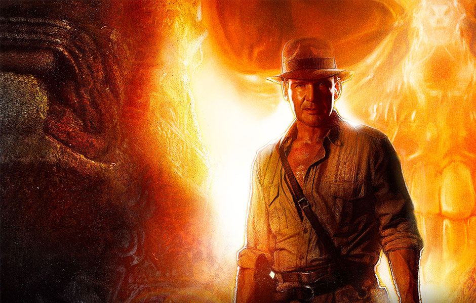 View Indiana Jones brand