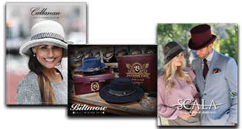New fall and winter 2020 catalog covers