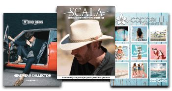 New spring and summer 2020 catalog covers